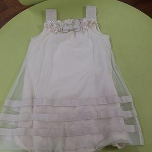 Beautiful cream dress
